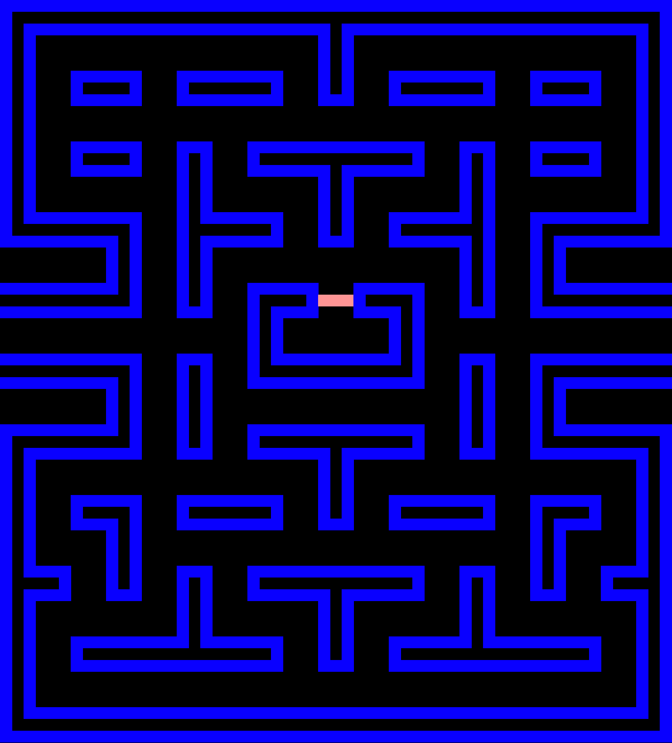 It is a graphic of Witty Pac Man Maze Printable